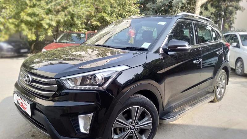 Hyundai Creta 1.6 SX Plus AT Petrol
