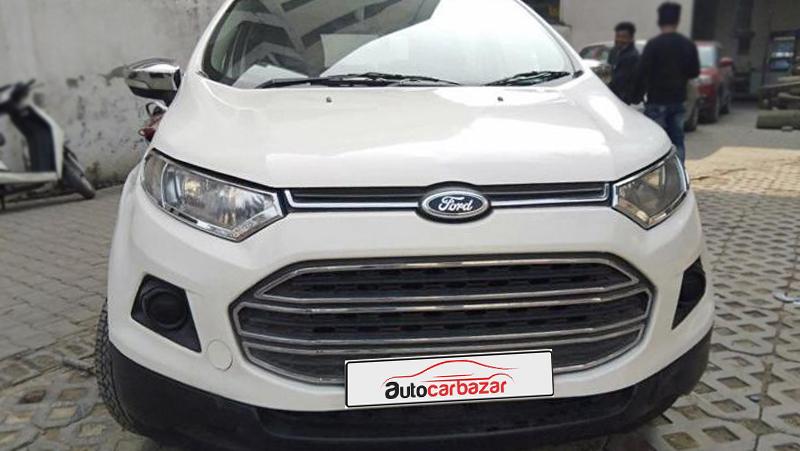 Ford Figo Duratorq Diesel Titanium 1.4