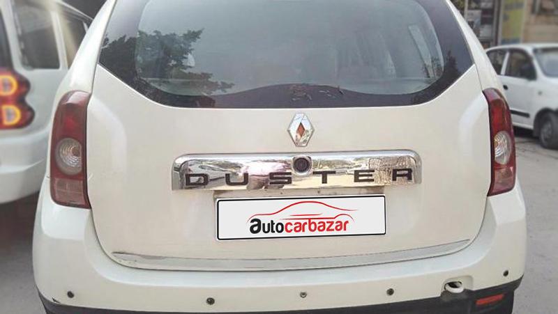 Renault Duster 85 PS RxL Diesel