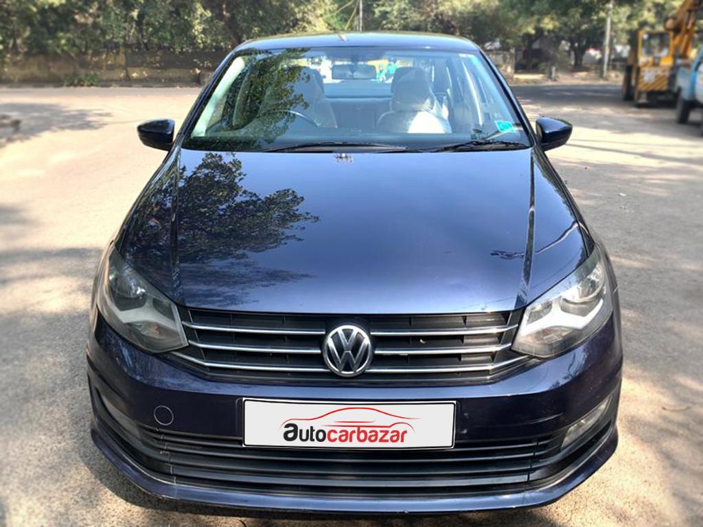 Buy Used 2016 Volkswagen Vento Comfortline 1 5 Diesel At Diesel In Delhi