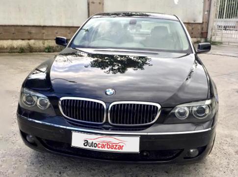 BMW 7 Series 740Li Sedan