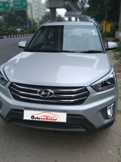Hyundai Creta CRDi SX