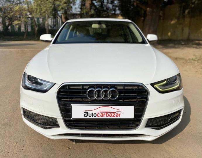 Audi A42.0 TDI Premium Sport Limited Edit