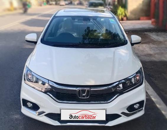 Honda CityZX CVT
