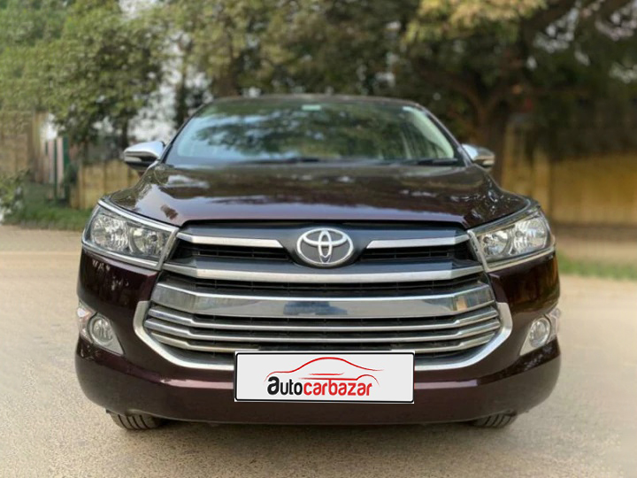 Toyota InnovaCrysta 2016-2020 2.8