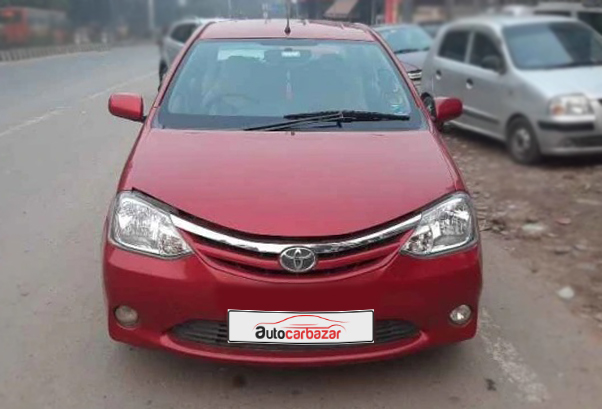Toyota EtiosGD SP
