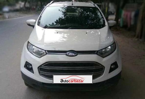 Ford EcoSport 2015-2021 1.5 Diesel