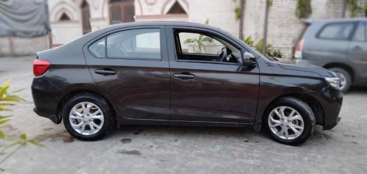 Honda Amaze S CVT Petrol BSIV