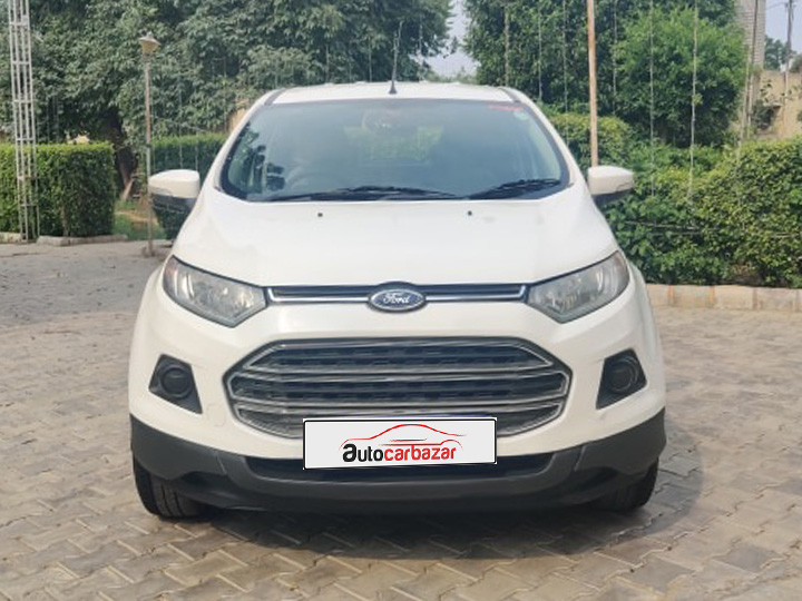 Ford EcoSport 1.5 DV5 MT Trend