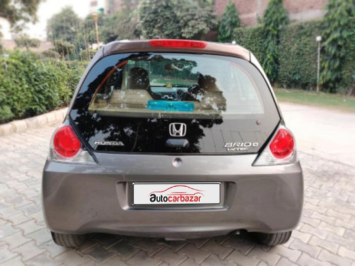 Honda Brio S MT