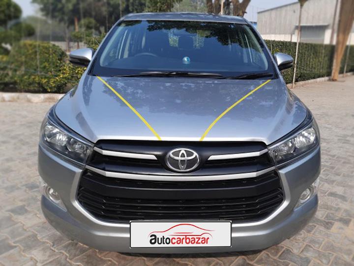 Toyota Innova Crysta 2016-2020 2.8 GX