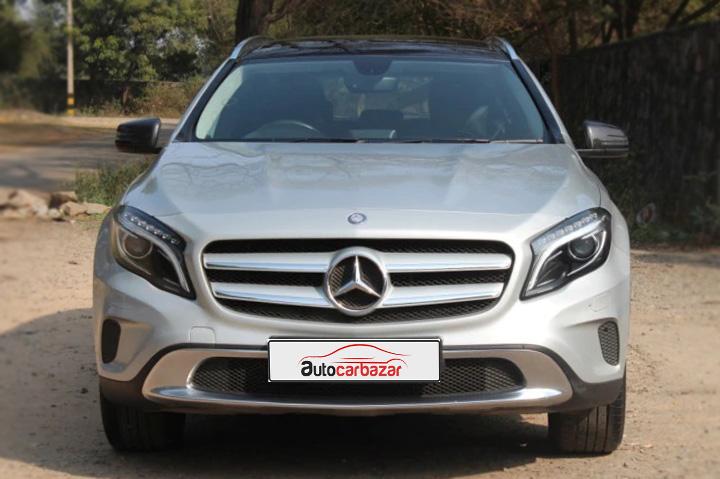 Mercedes Benz GL-Class GLA Class 200