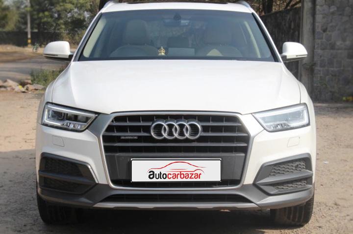 Audi Q3 35 TDI Quattro Technology
