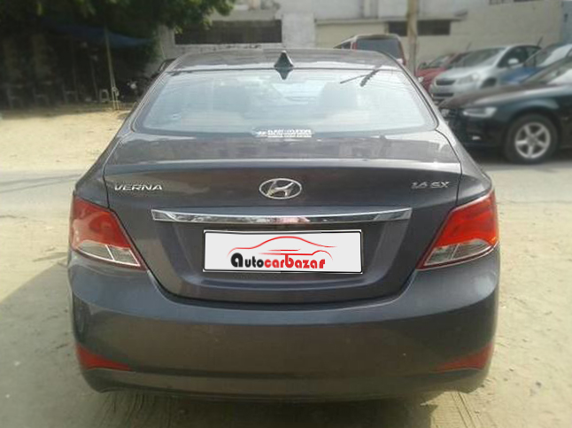 Hyundai Verna 1.6 CRDI SX (O) AT