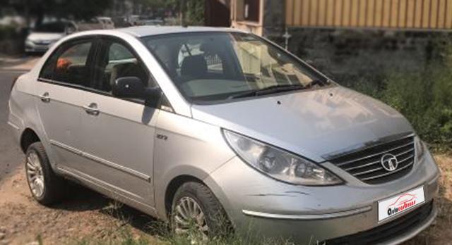 Tata Indigo Manza Aura (+) Quadrajet BS-IV