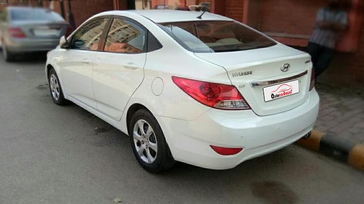 Hyundai Verna CRDi 1.6