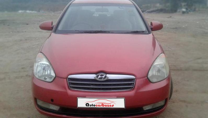 Hyundai Verna VGT CRDi ABS