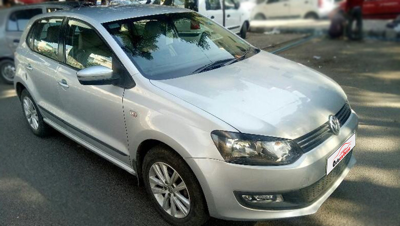 Volkswagen Polo Cross Highline1.2L (D)