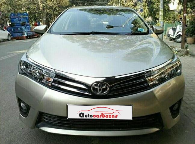Toyota Corolla Altis G Petrol