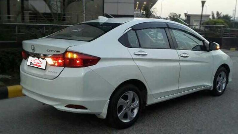 Honda City VX (O) MT