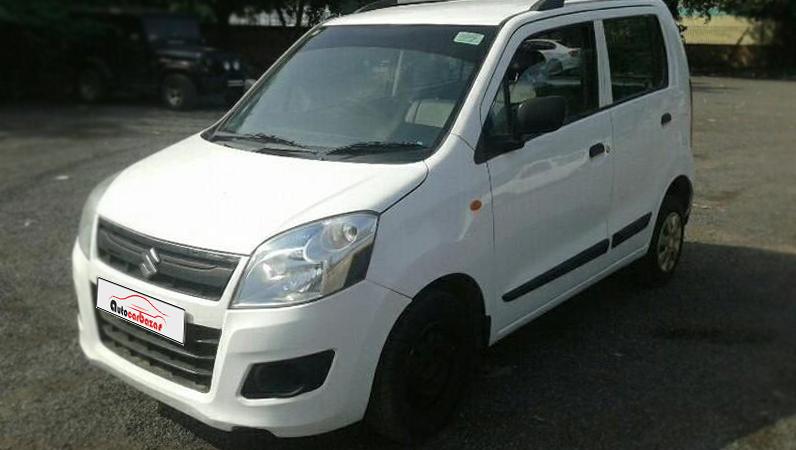 Maruti WagonR LXI