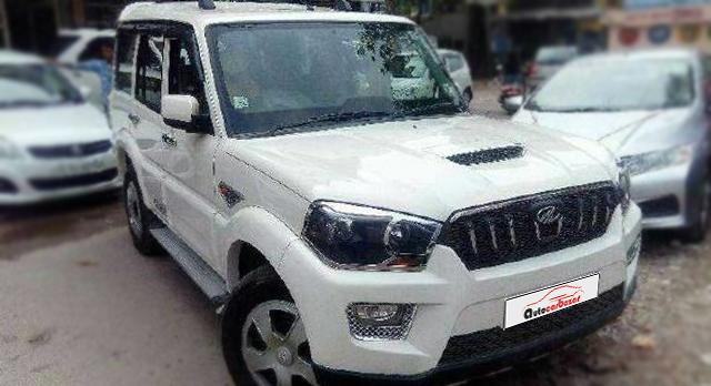 Mahindra Scorpio CRDe S4 Plus