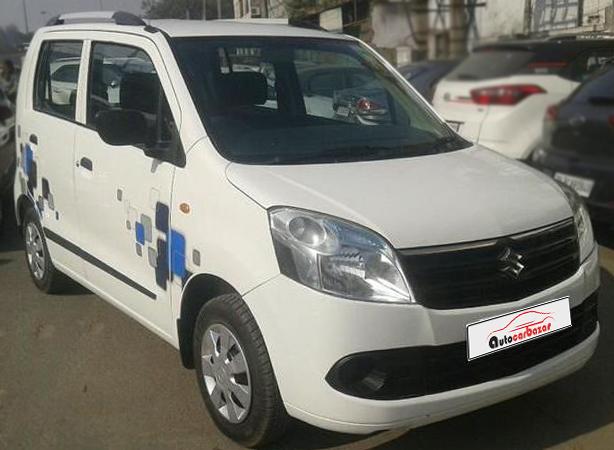 Maruti WagonR LXi CNG