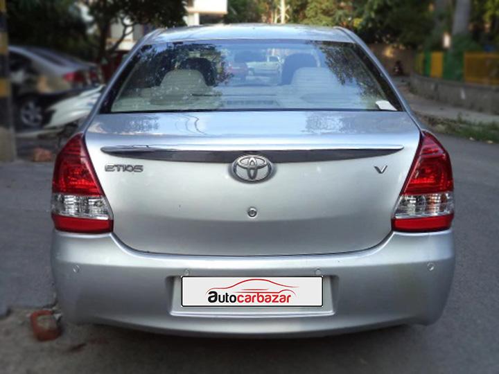 Toyota Etios G Xclusive Edition