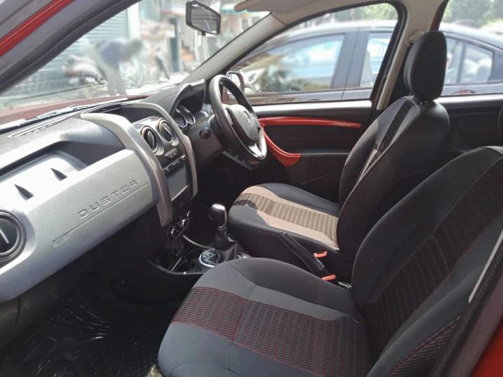 Renault Duster Petrol RXS CVT