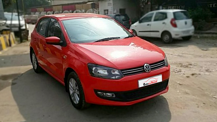 Volkswagen Polo Highline 1.2L