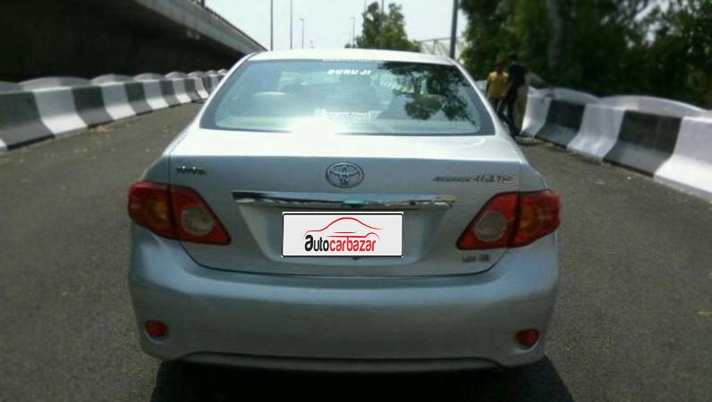 Toyota Corolla Altis 1.8 GL