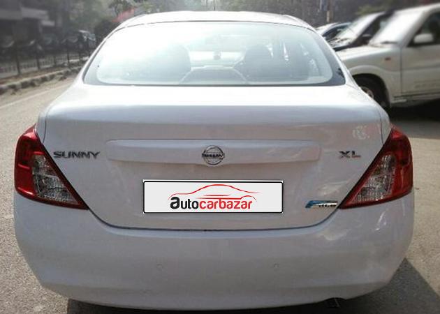 Nissan Super Sunny XL Diesel