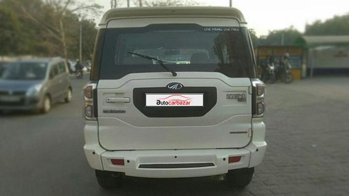 Mahindra Scorpio NEF S6 Plus
