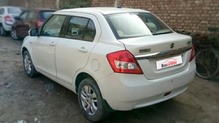 Maruti Swift Dzire 1.2 ZXi
