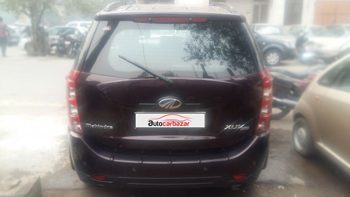 Mahindra XUV 500 W8 2WD