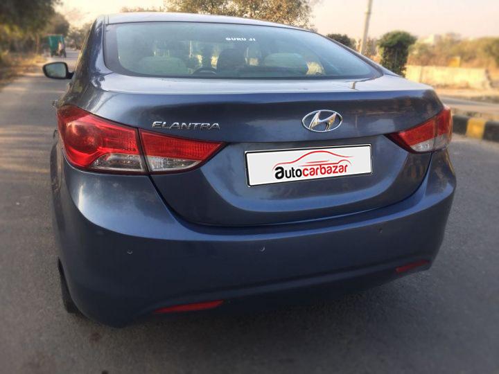 Hyundai Elantra 1.6 SX