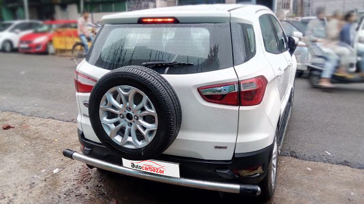 Ford EcoSport 1.5 TDCi Trend