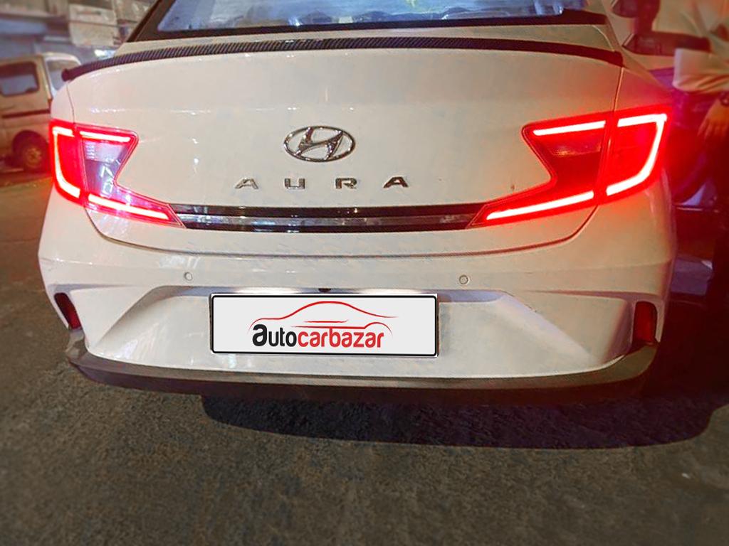Hyundai Aura Automatic
