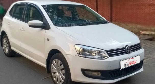 Volkswagen Polo Diesel Comfortline 1.2