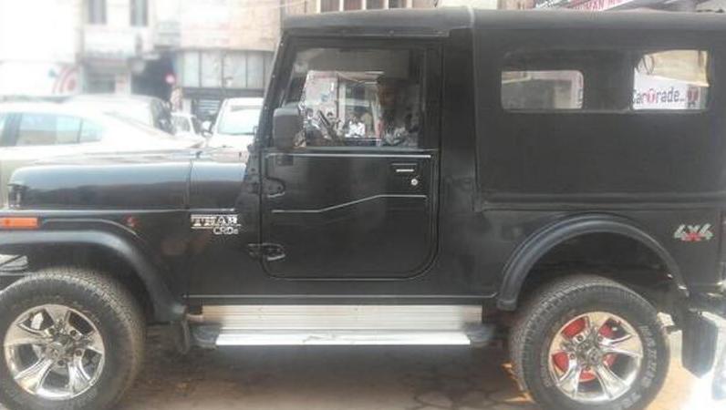 Mahindra Thar CRDe 4x4 Non AC