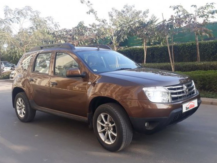 Renault Duster RxL