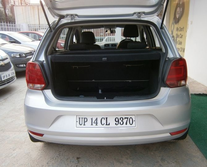 Volkswagen Polo 1.2 MPI Highline