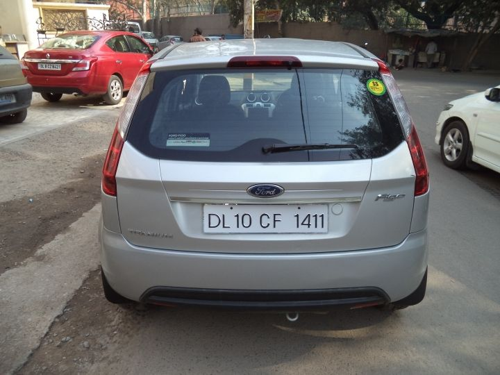 Ford Figo Petrol Titanium