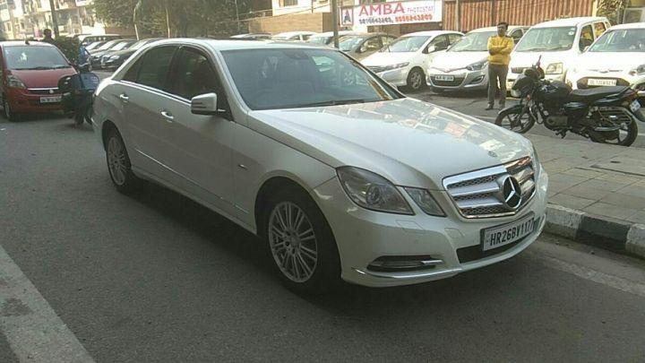 Mercedes-Benz E-Class 220 CDI