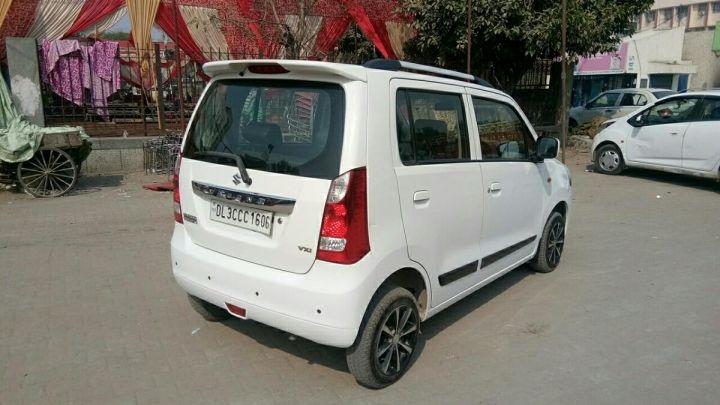 Maruti WagonR VXI