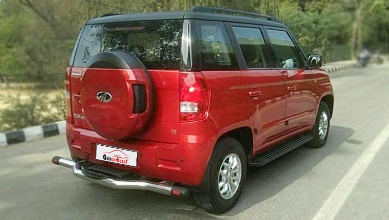 Mahindra TUV 300 T8