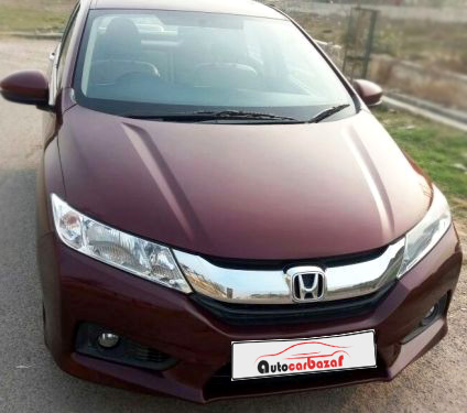 Honda City i DTEC VX Option