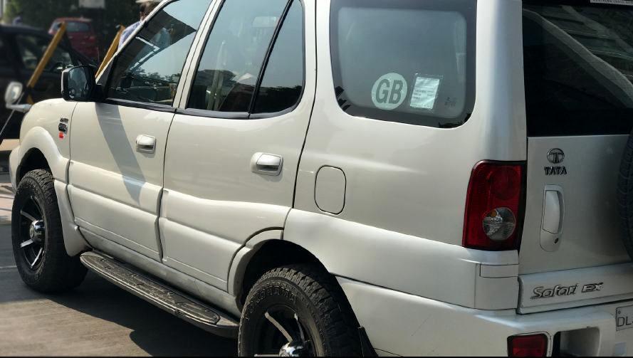 Tata Safari 4x2 EX DICOR BS IV