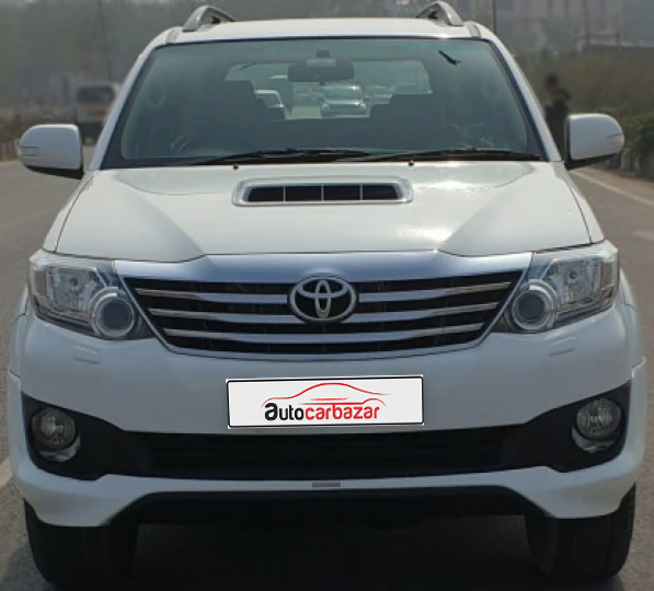 Toyota Fortuner 4x2 4 Speed AT